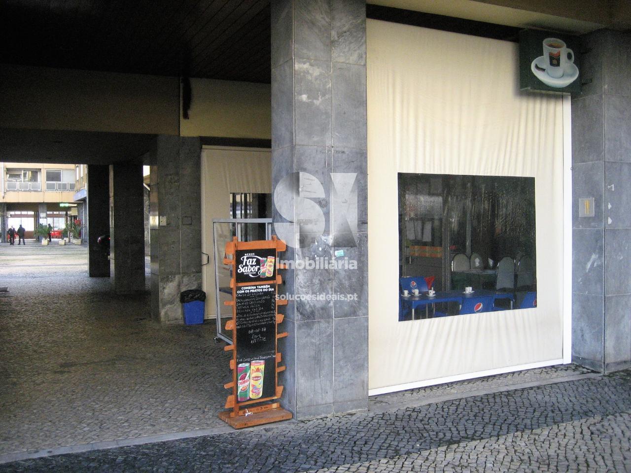 restaurante para trespasse em coimbra uniao das freguesias de coimbra se nova santa cruz almedina e sao bartolomeu baixa CELJD2511_1