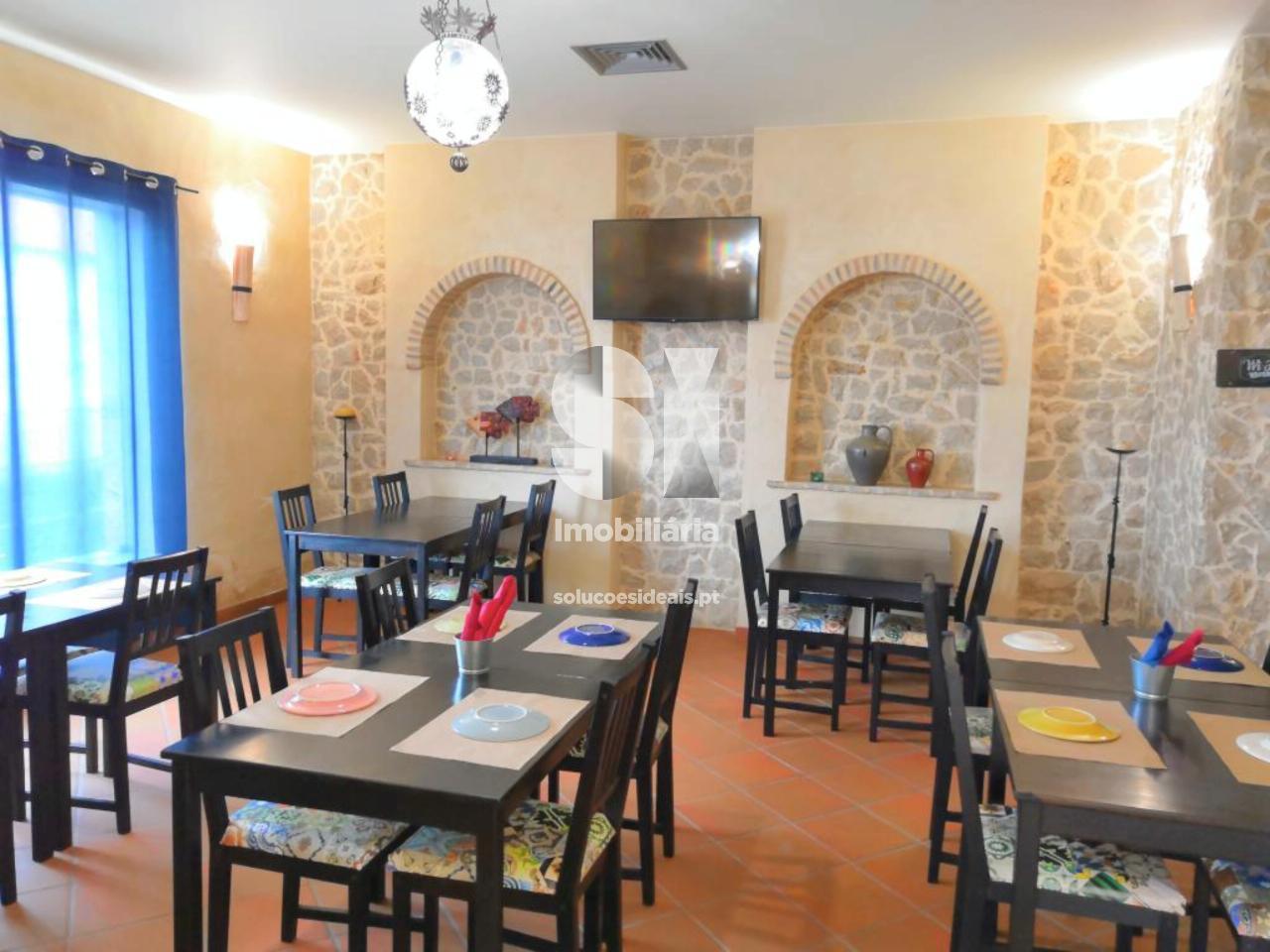 restaurante para cedencia de exploracao em lourinha ribamar LFCVC395