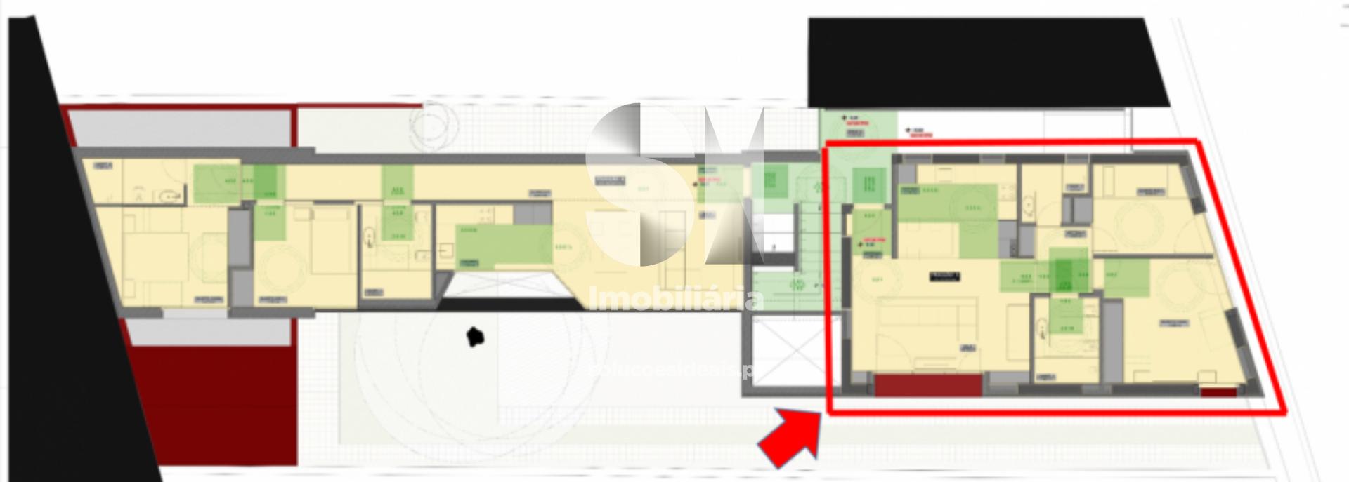 apartamento t1 para compra em maia pedroucos MAICS72