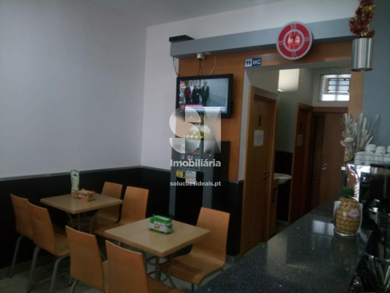 cafe para trespasse em aveiro uniao das freguesias de gloria e vera cruz avenida AVGLB1572