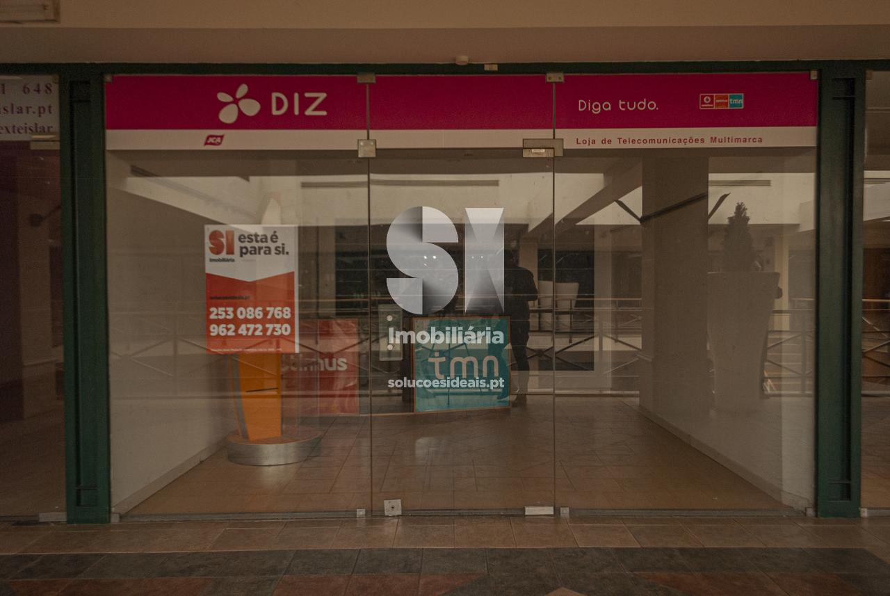 loja para arrendamento em trofa uniao das freguesias de bougado sao martinho e santiago BGCJFP34