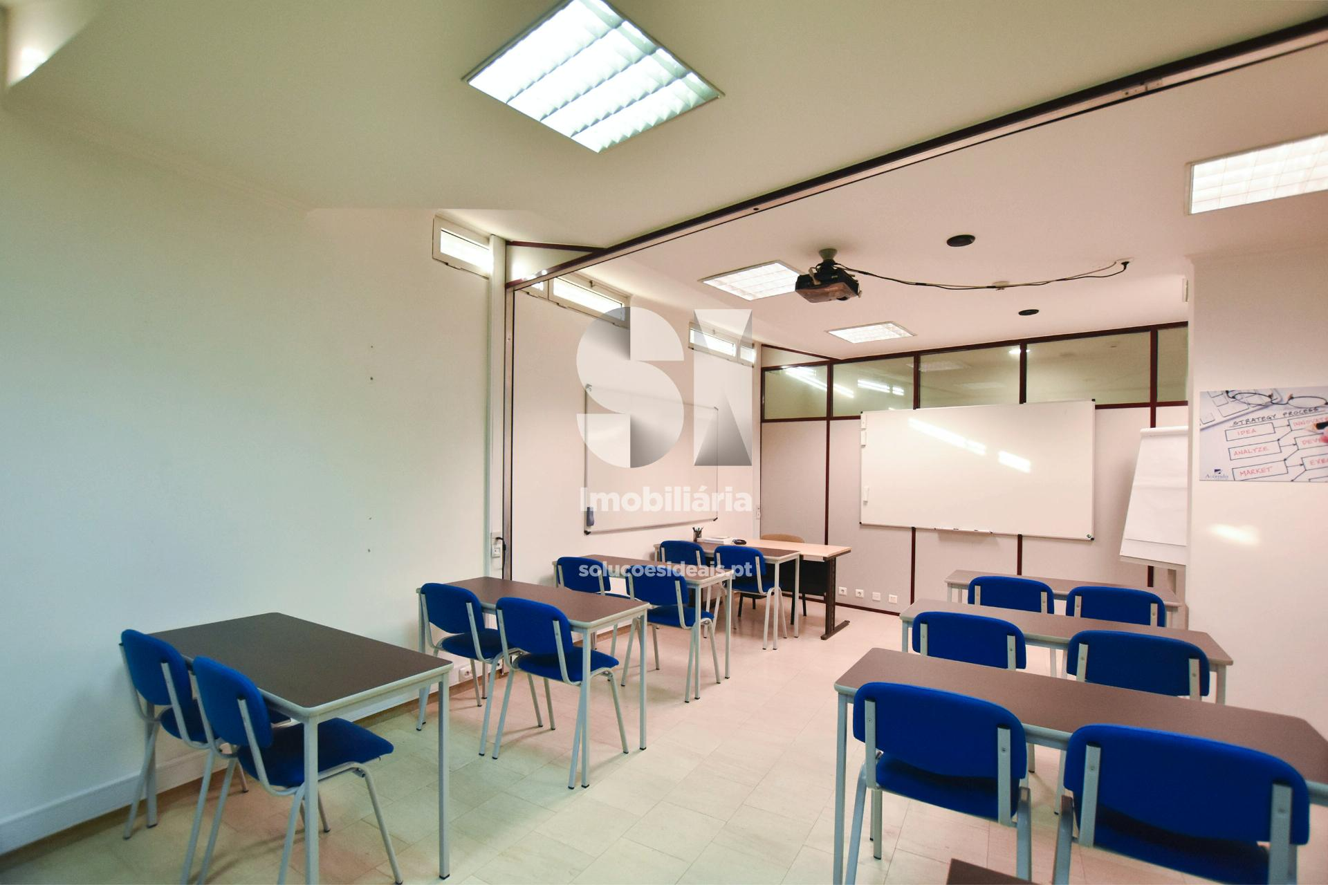 Sala de formação
