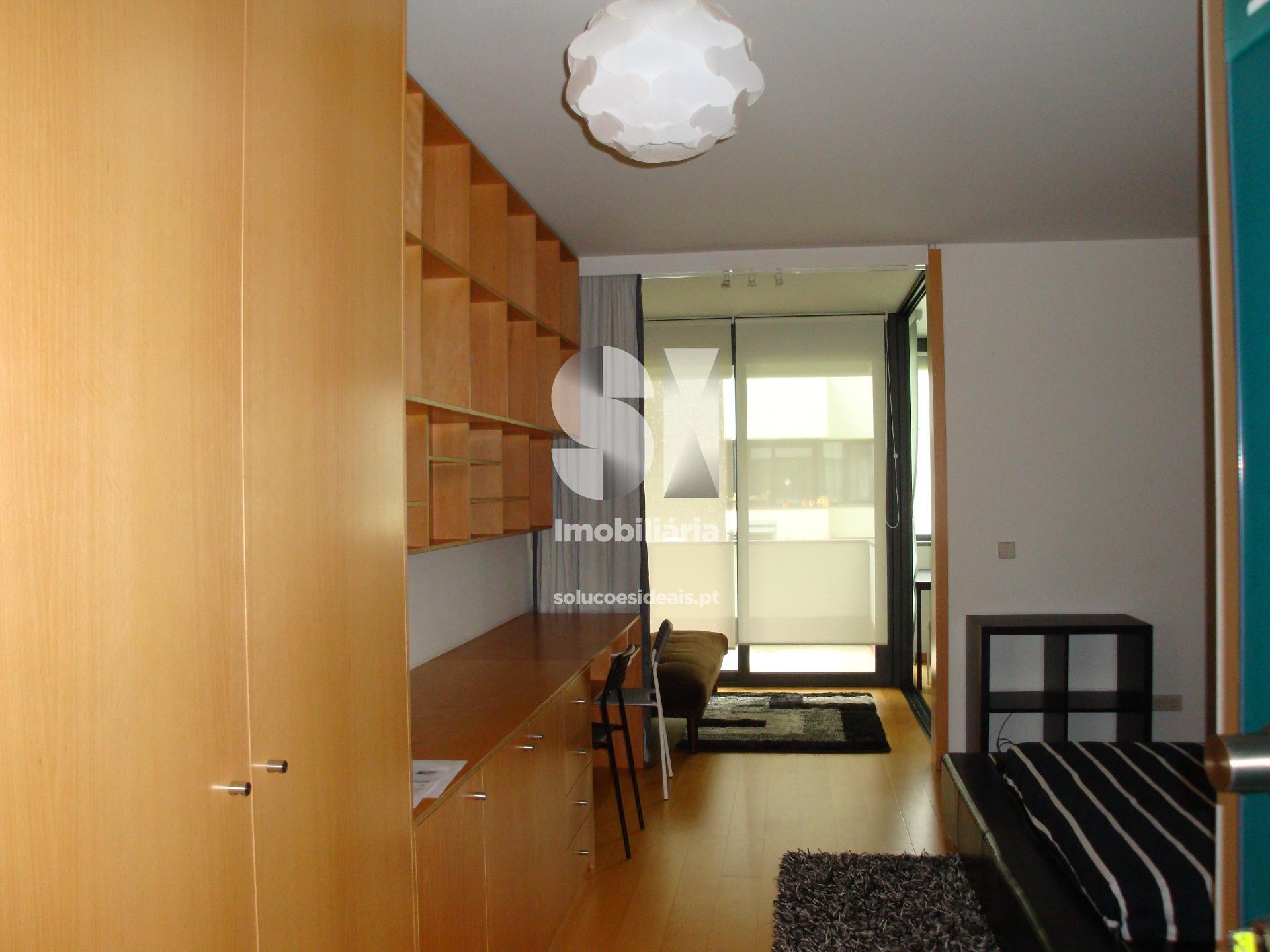 apartamento t0 para arrendamento em coimbra santo antonio dos olivais portela SEDFR9683