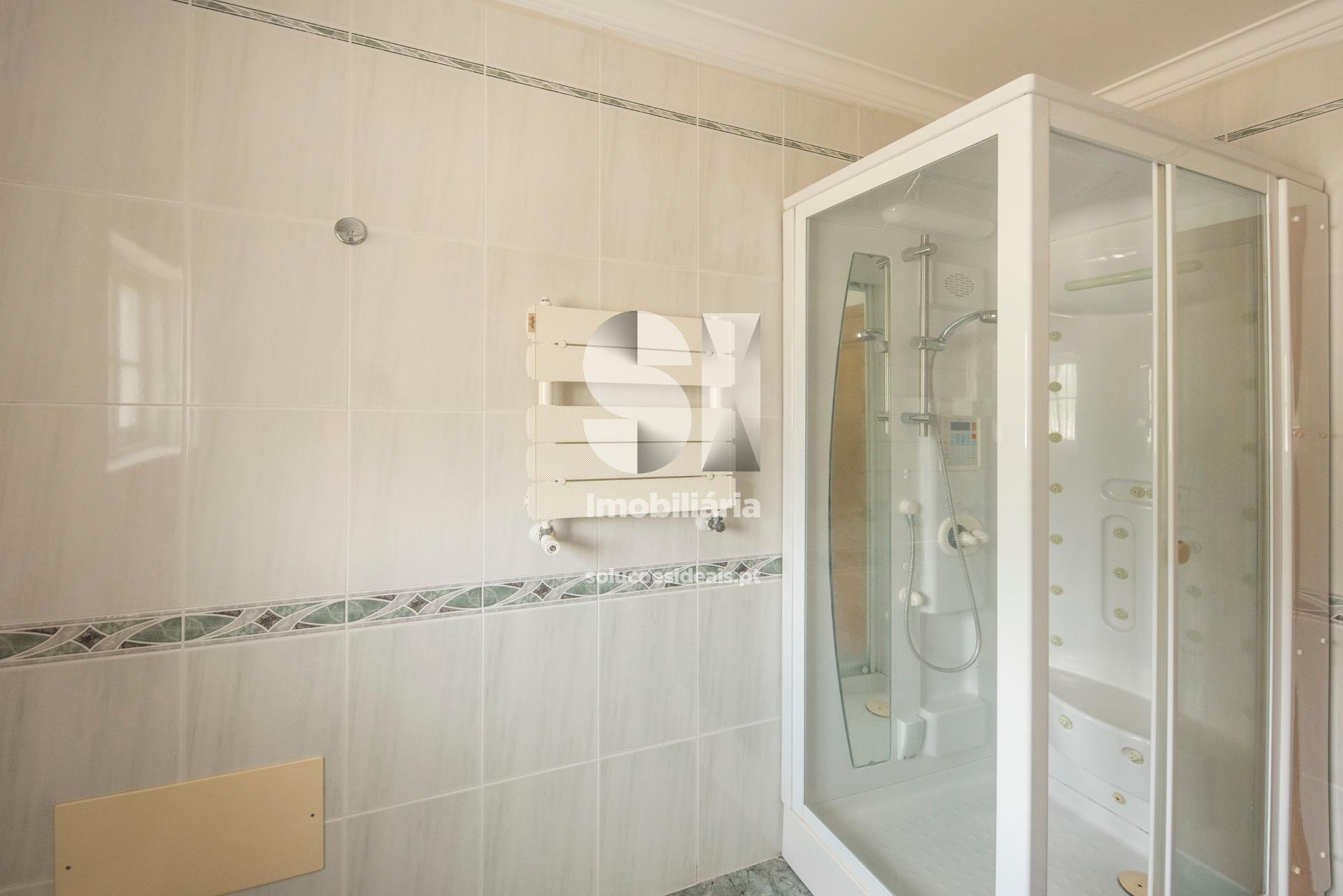 WC Suite com cabine
