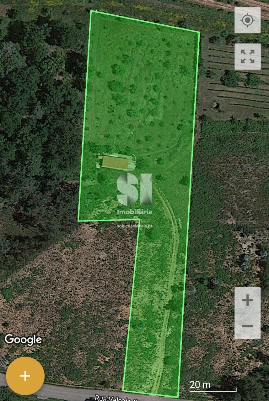 terreno para compra em vila nova de poiares poiares santo andre poiares LSASS548