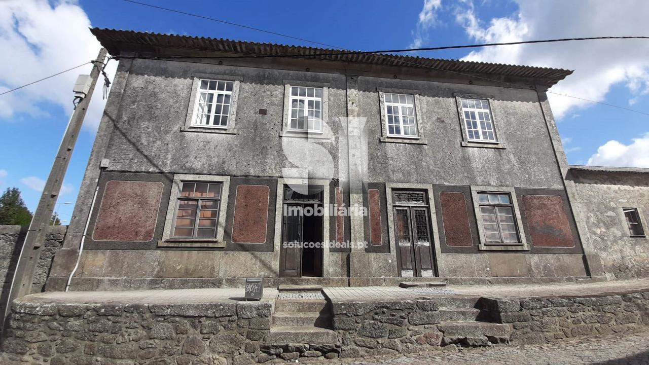 moradia para restaurar t6 para compra em vila do conde aveleda MCTRG3