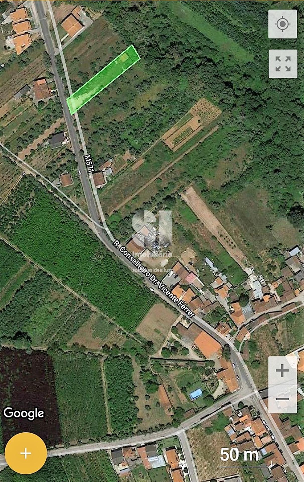 terreno para compra em lousa uniao das freguesias de lousa e vilarinho LSANS559