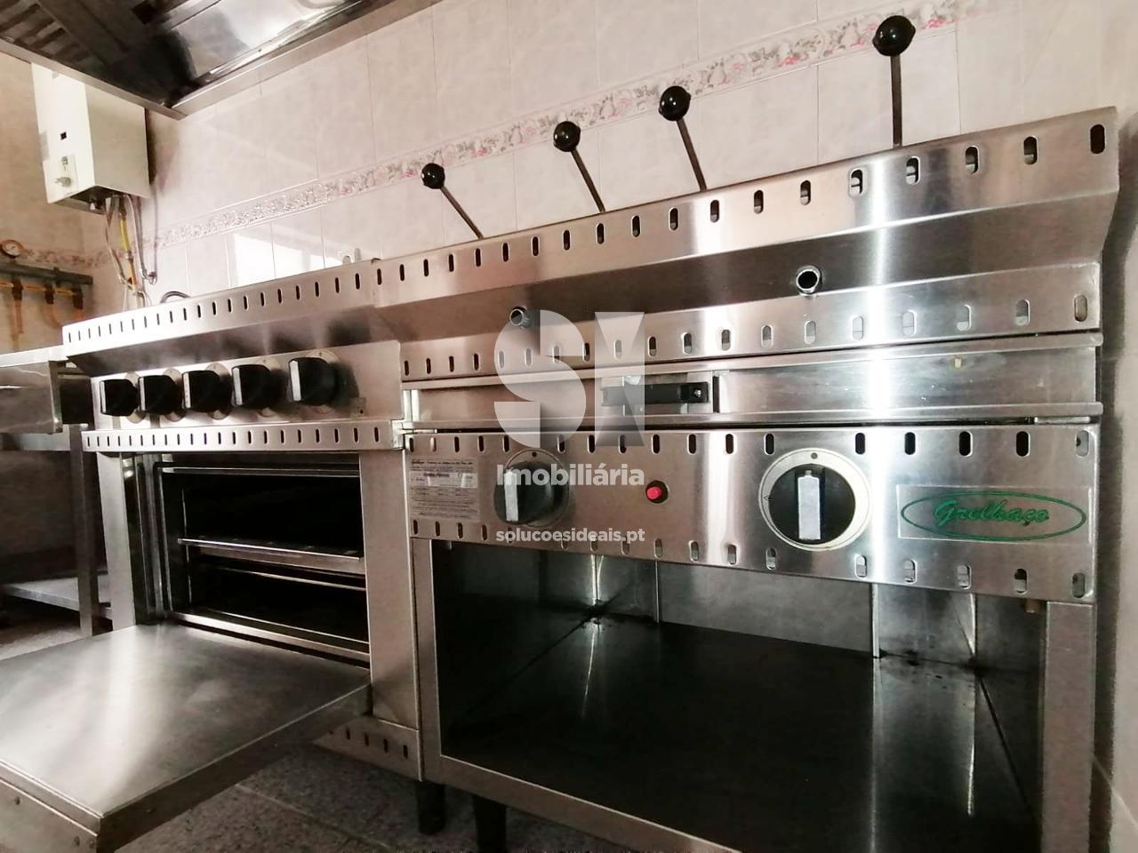 restaurante para compra em torres novas uniao das freguesias de torres novas sao pedro lapas e ribeira branca TNVVD45