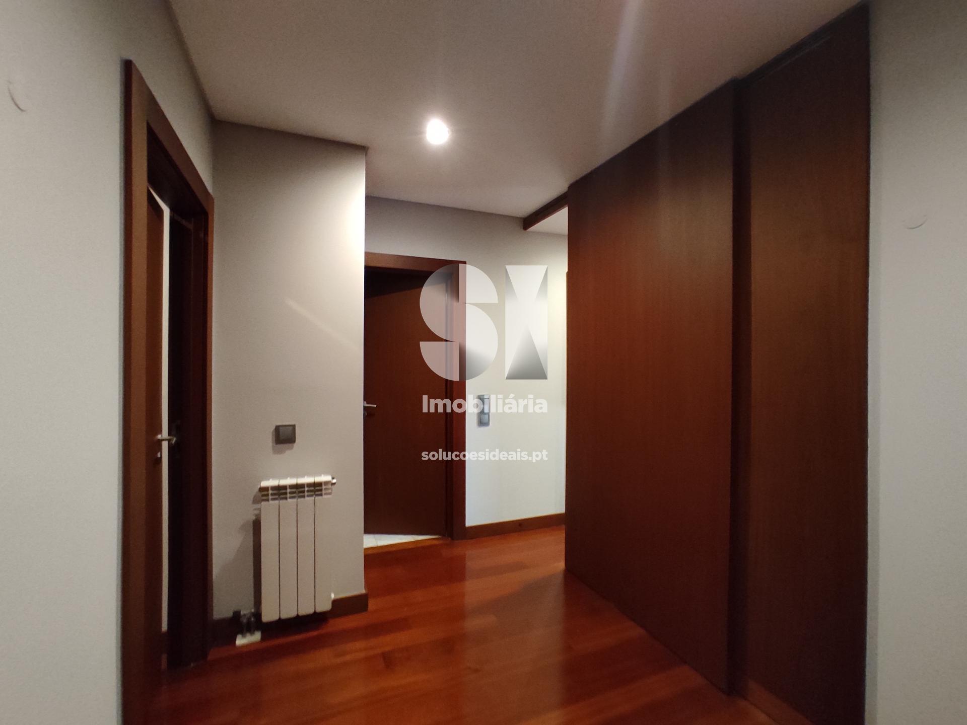 Hall de quartos