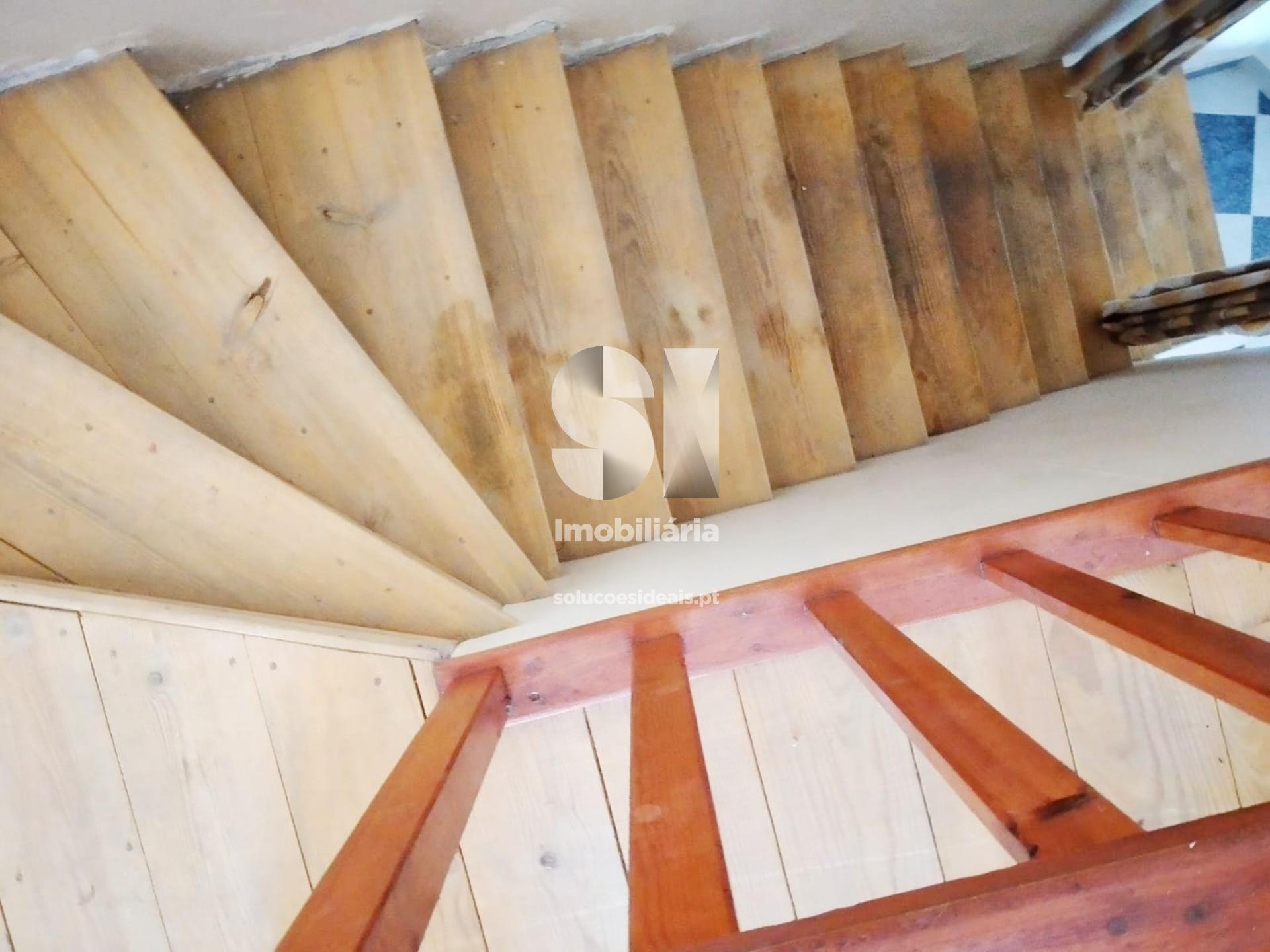 escadas 2 andar