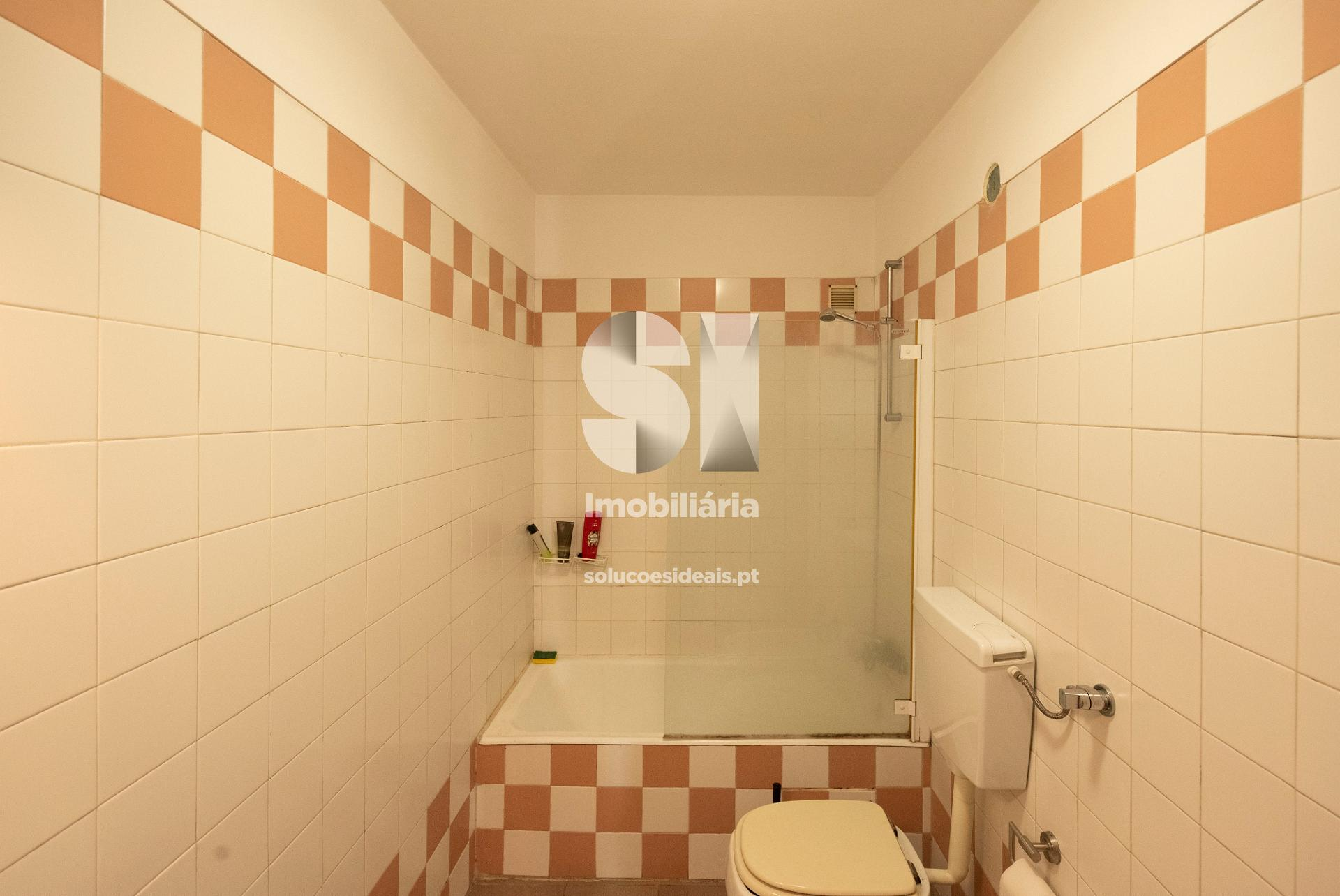 WC com banheira