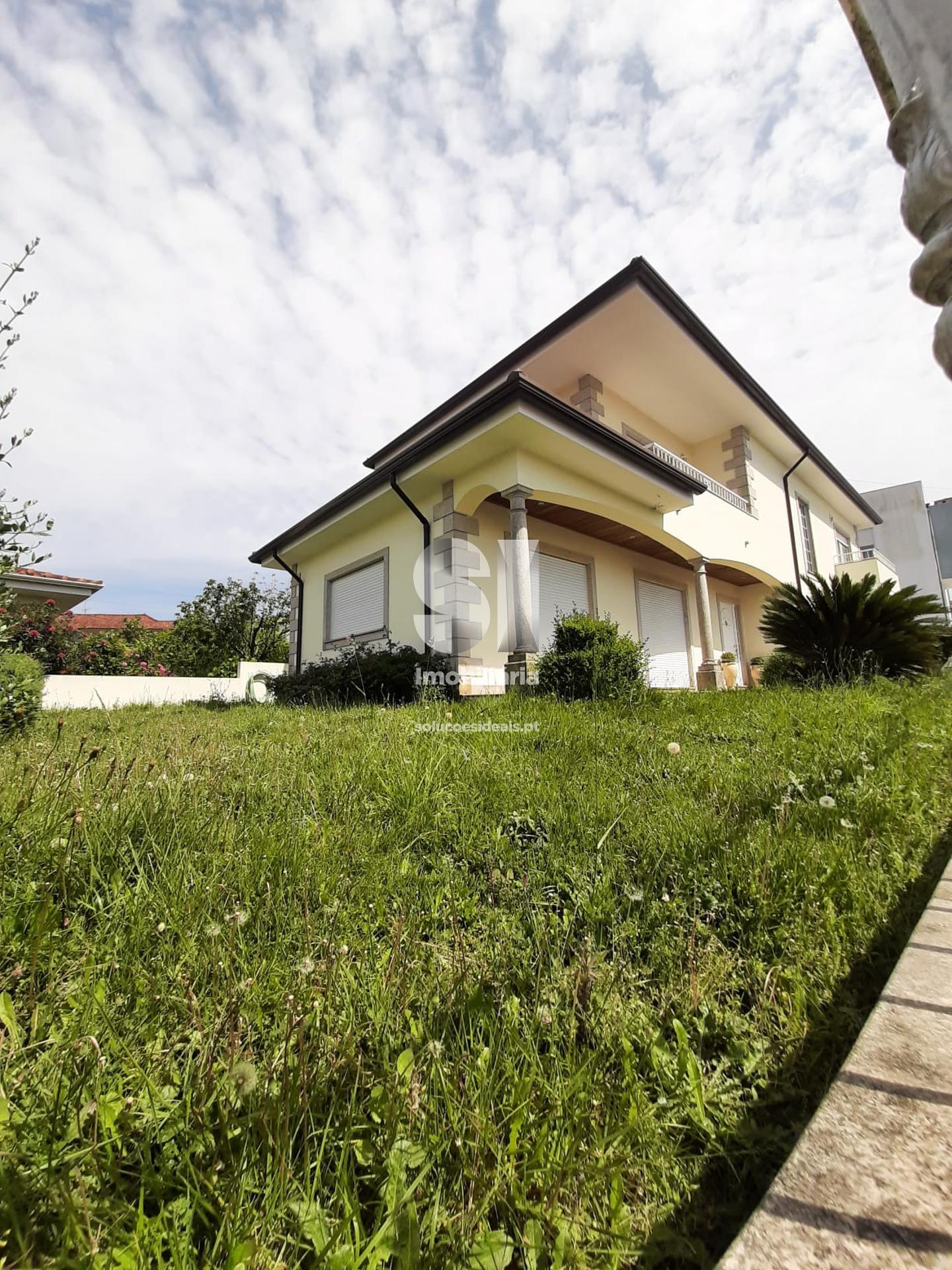 moradia isolada t31 para arrendamento em vila nova de famalicao vermoim MCTMP34