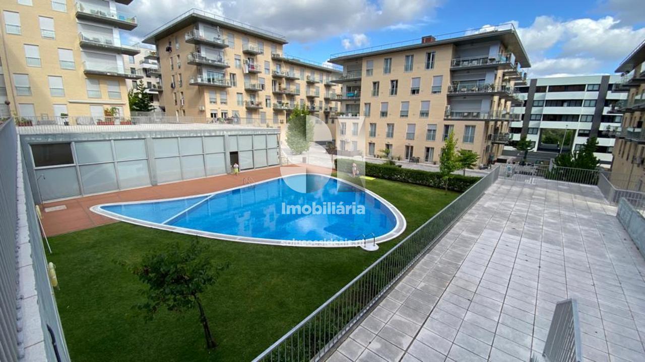 apartamento t1 para arrendamento em coimbra santo antonio dos olivais portela CELAJ2708