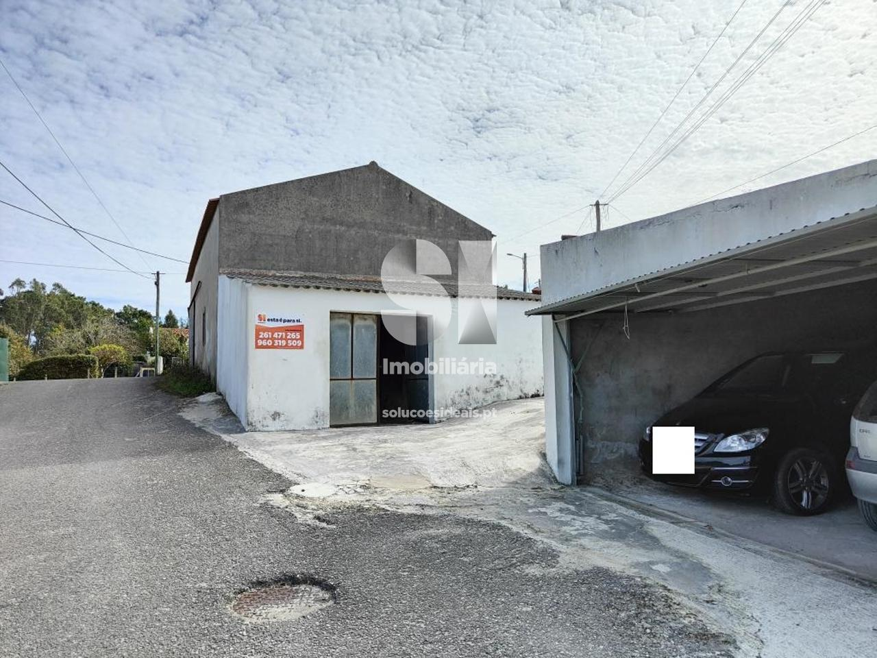 garagem para compra em lourinha reguengo grande LFCVC957