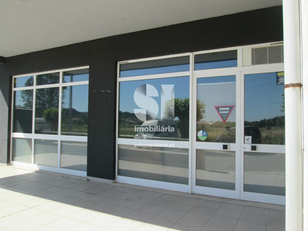 loja  para arrendamento em anadia 96374 MEATM2797