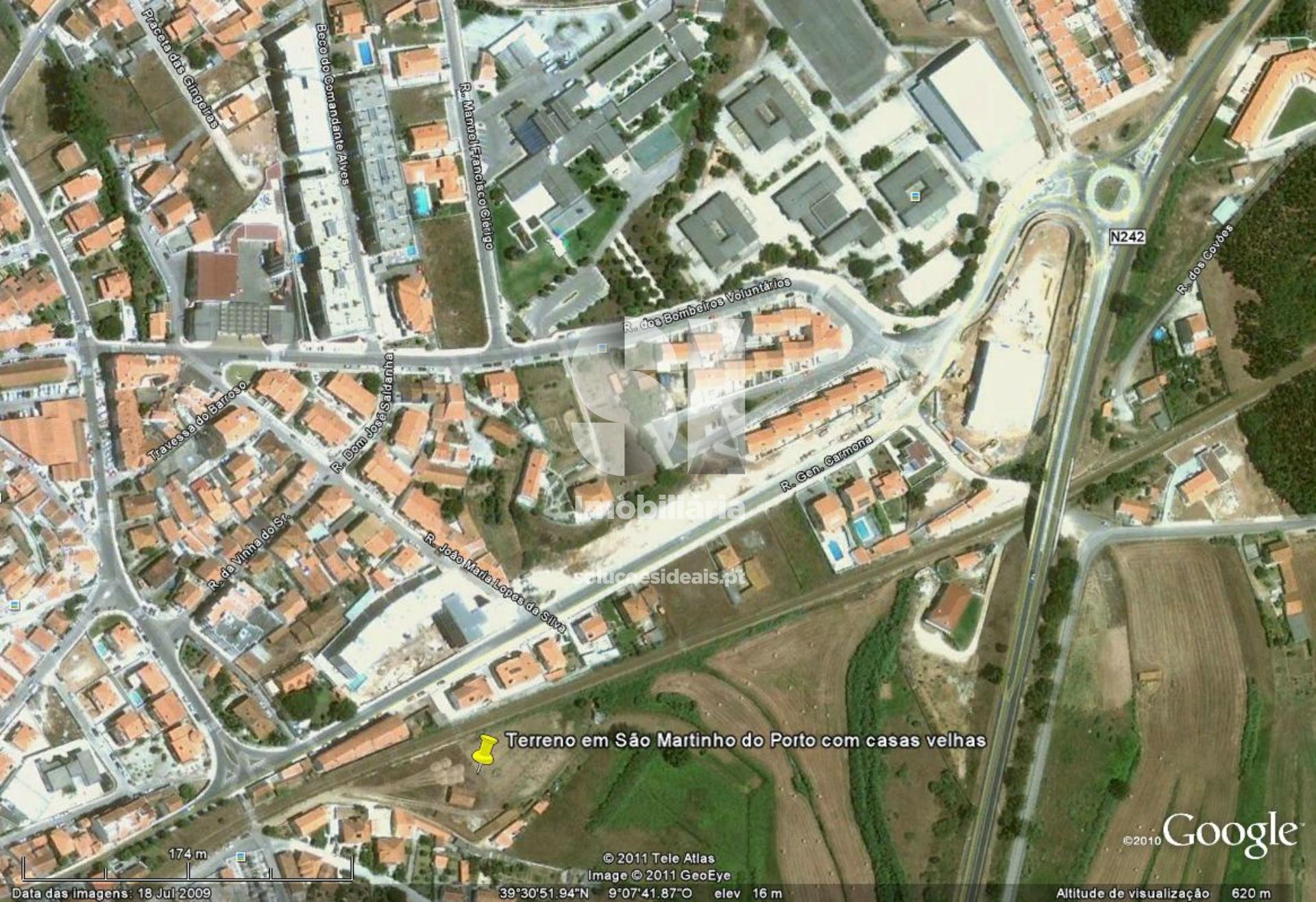 terreno para compra em alcobaca sao martinho do porto ACBAD134